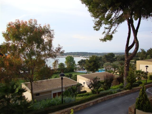 Halkidiki view Porto San Spa Resort