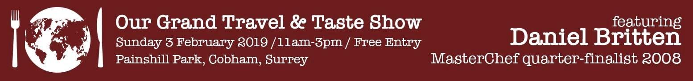 Grand Taste & Travel Show